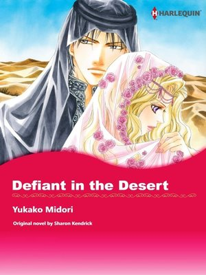cover image of Defiant in the Desert