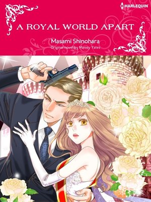 cover image of A Royal World Apart