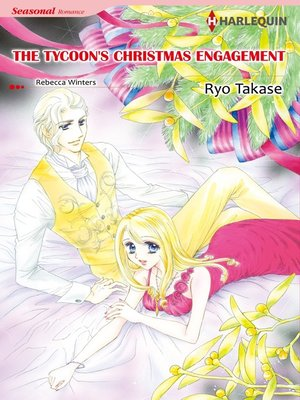cover image of The Tycoon's Christmas Engagement