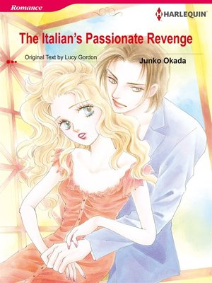 cover image of The Italian's Passionate Revenge