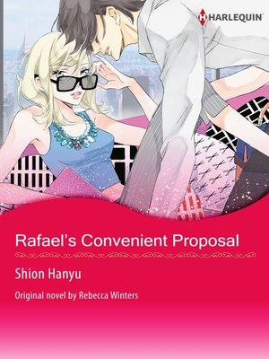 cover image of Rafael's Convenient Proposal