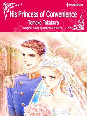 cover image of His Princess of Convenience