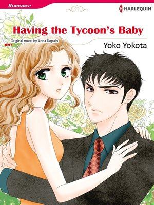 cover image of Having The Tycoon's Baby