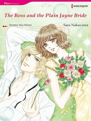 cover image of The Boss and the Plain Jayne Bride