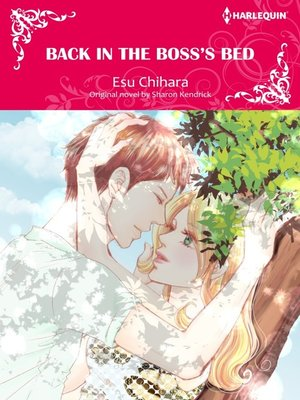 cover image of Back In The Boss's Bed