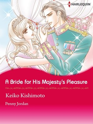 cover image of A Bride for His Majesty's Pleasure