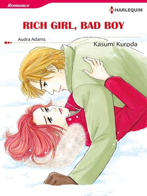 cover image of Rich Girl, Bad Boy