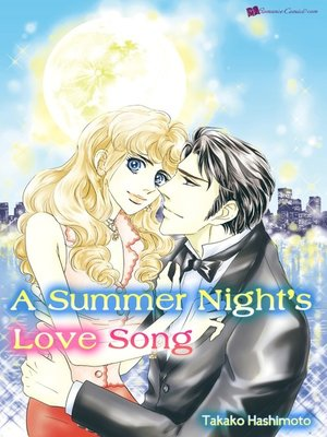 cover image of A Summer Night's Love Song