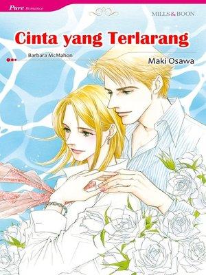 cover image of Cinta yang Terlarang