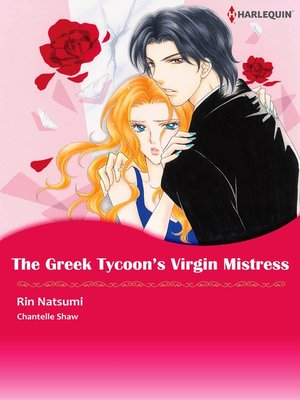 cover image of The Greek Tycoon's Virgin Mistress
