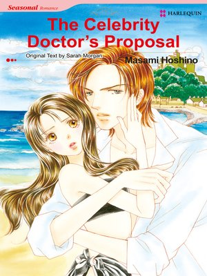 cover image of The Celebrity Doctor's Proposal
