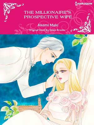 cover image of The Millionaire's Prospective Wife