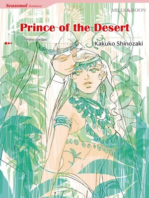 cover image of Prince of the Desert