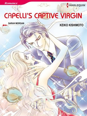 cover image of Capelli's Captive Virgin