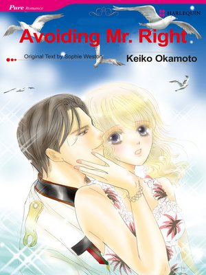 cover image of Avoiding Mr. Right