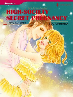 cover image of High-Society Secret Pregnancy