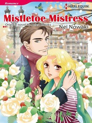 cover image of Mistletoe Mistress