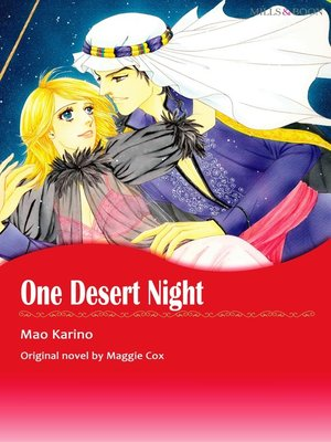 cover image of One Desert Night
