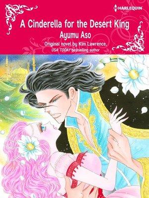cover image of A Cinderella for the Desert King