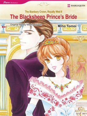 cover image of The Blacksheep Prince's Bride