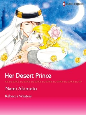 cover image of Her Desert Prince