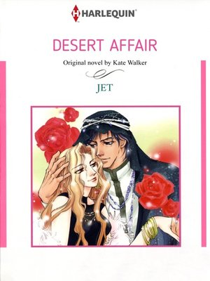 cover image of Desert Affair