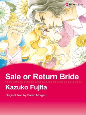 cover image of Sale or Return Bride