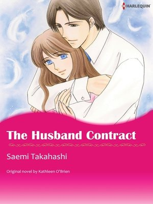 cover image of The Husband Contract
