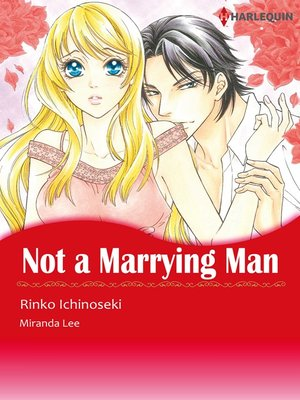 cover image of Not a Marrying Man