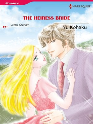 cover image of The Heiress Bride