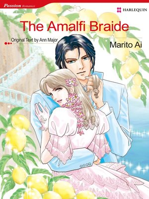 cover image of The Amalfi Bride