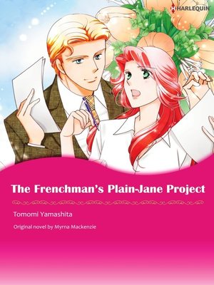 cover image of The Frenchman's Plain-Jane Project