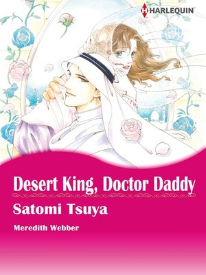 cover image of Desert King, Doctor Daddy