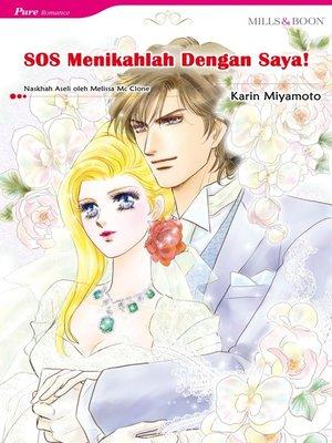 cover image of Sos Menikahlah Dengan Saya!