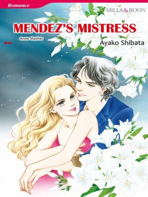 cover image of Mendez's Mistress (Mills & Boon)