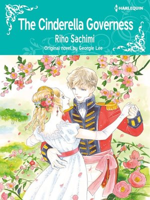cover image of The Cinderella Governess