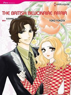 cover image of The British Billionaire affair