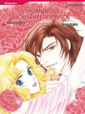 cover image of Italian Boss, Housekeeper Bride