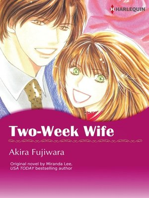cover image of Two-week Wife