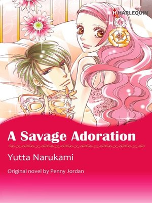 cover image of A Savage Adoration