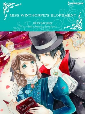 cover image of Miss Winthorpe's Elopement
