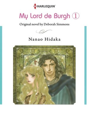 cover image of My Lord De Burgh 1