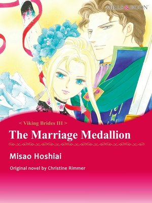cover image of The Marriage Medallion (Mills & Boon)