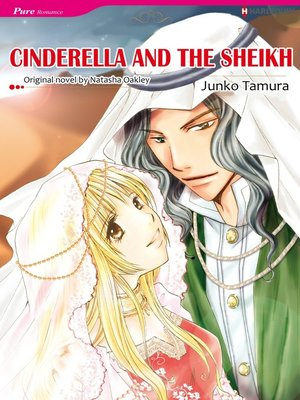 cover image of Cinderella and the Sheikh