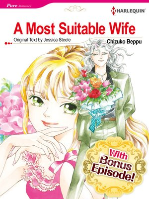 cover image of A Most Suitable Wife