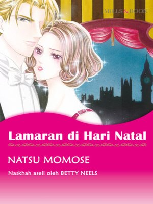 cover image of Lamaran di Hari Natal