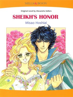 cover image of Sheikh's Honor (Mills & Boon)