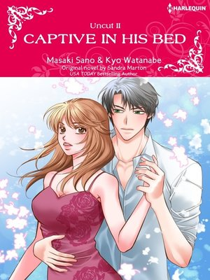 cover image of Captive in His bed