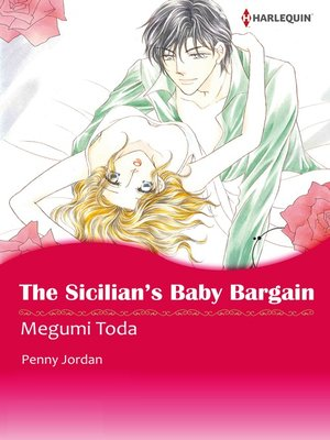 cover image of The Sicilian's Baby Bargain