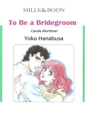cover image of To be a Bridegroom